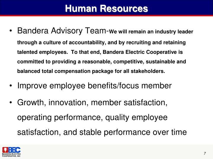 Human Resources