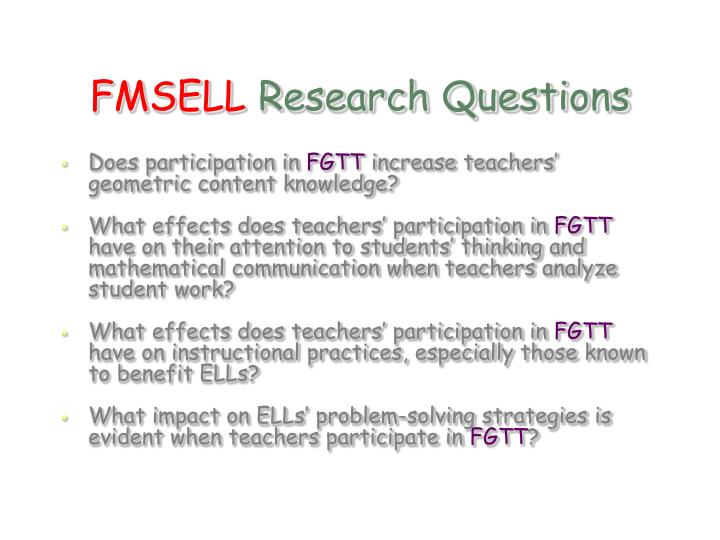 FMSELL