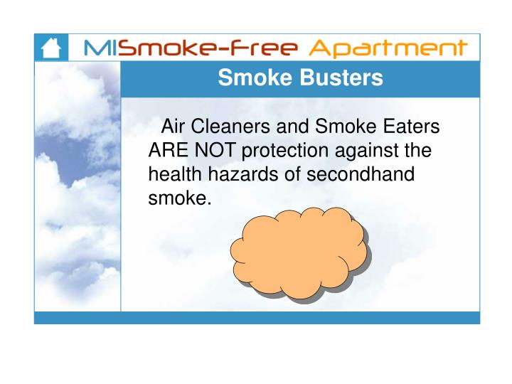 Smoke Busters