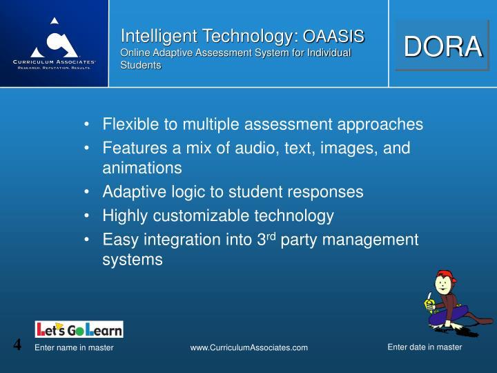 Intelligent Technology: