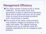 management efficiency4