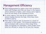 management efficiency5