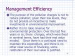 management efficiency6