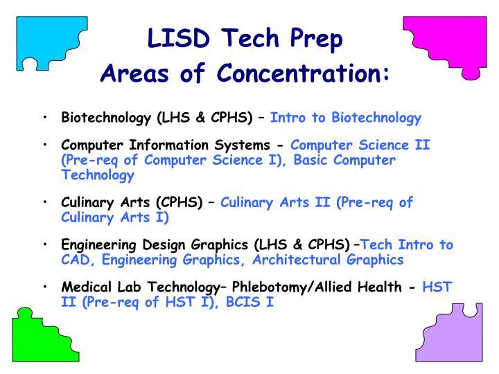 LISD Tech Prep