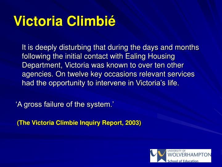 Victoria Climbi