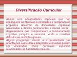 diversifica o curricular