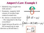 ampere s law example 1