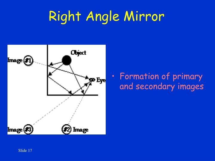 Right Angle Mirror