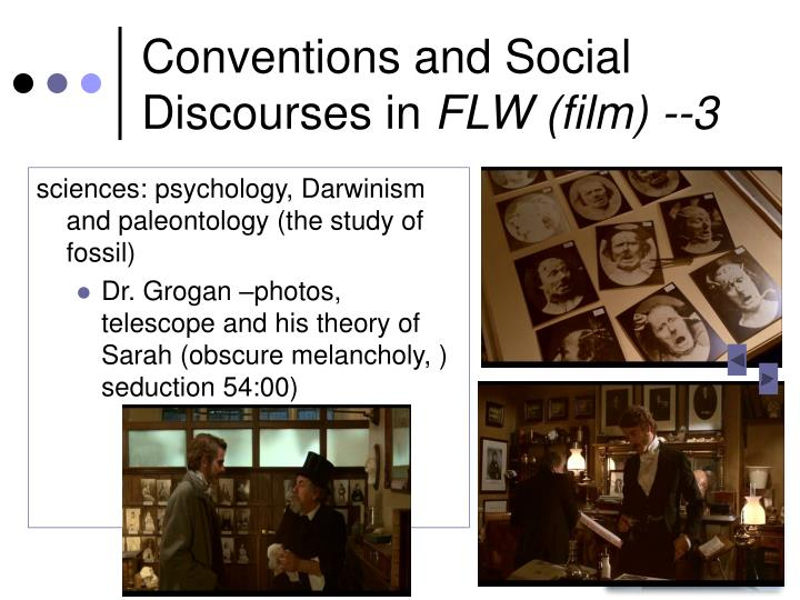 Conventions and Social Discourses in