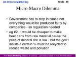 micro macro dilemma1
