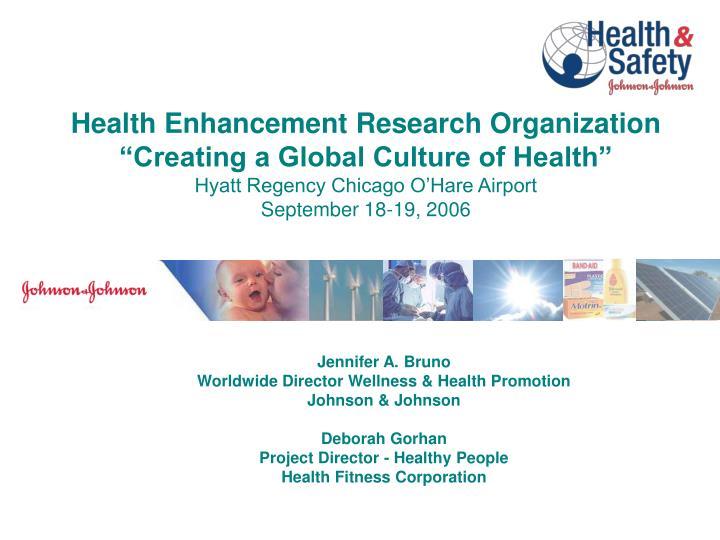 Health Enhancement Research Organization