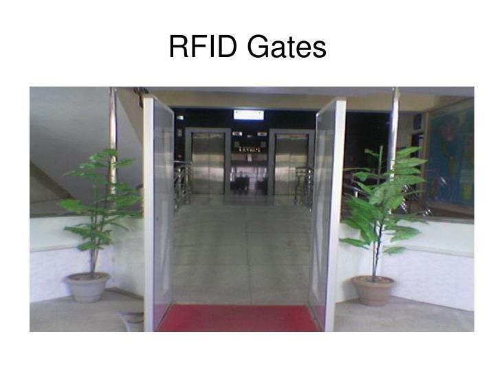 RFID Gates