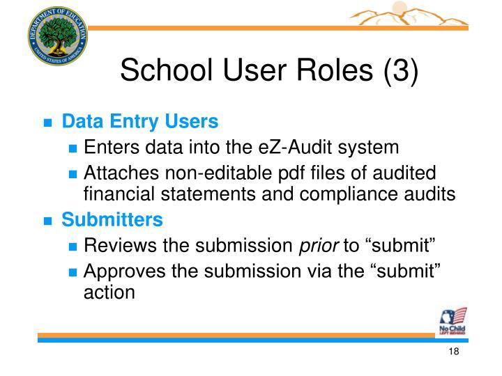 School User Roles (3)
