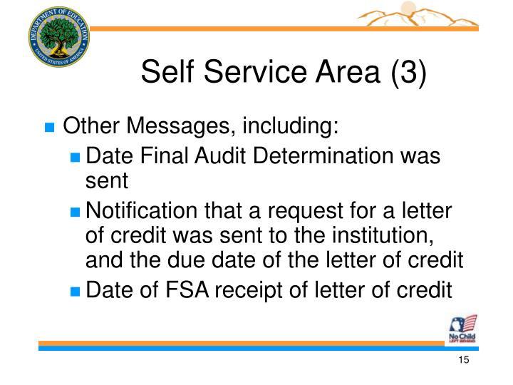 Self Service Area (3)