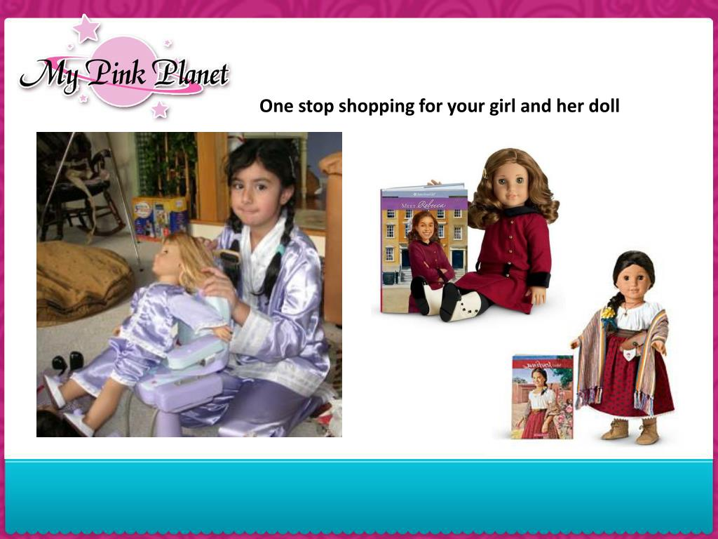 One stop shopping for your girl and her doll