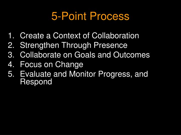 5-Point Process