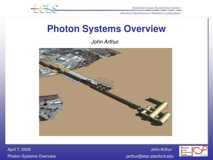 photon systems overview