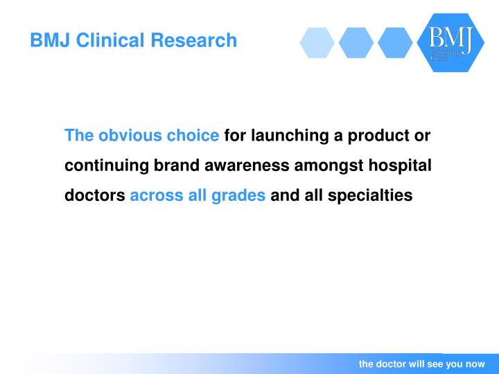 BMJ Clinical Research