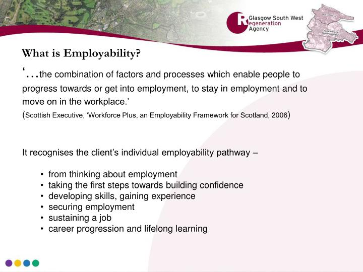 What is employability