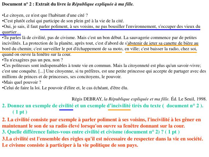 Document n° 2: Extrait du livre