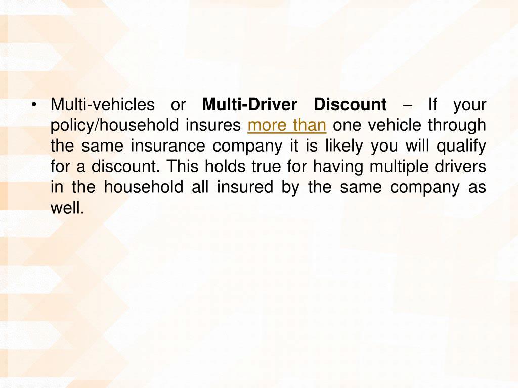 Multi-vehicles or