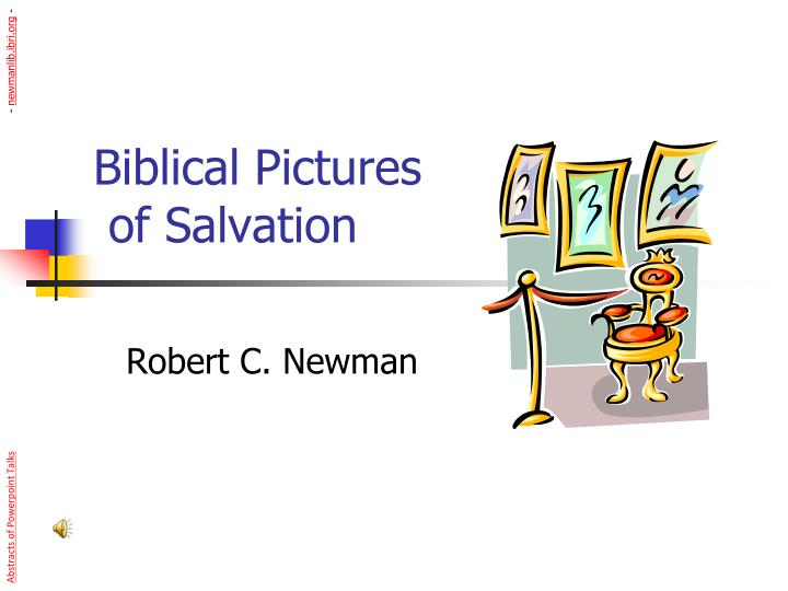 biblical pictures of salvation