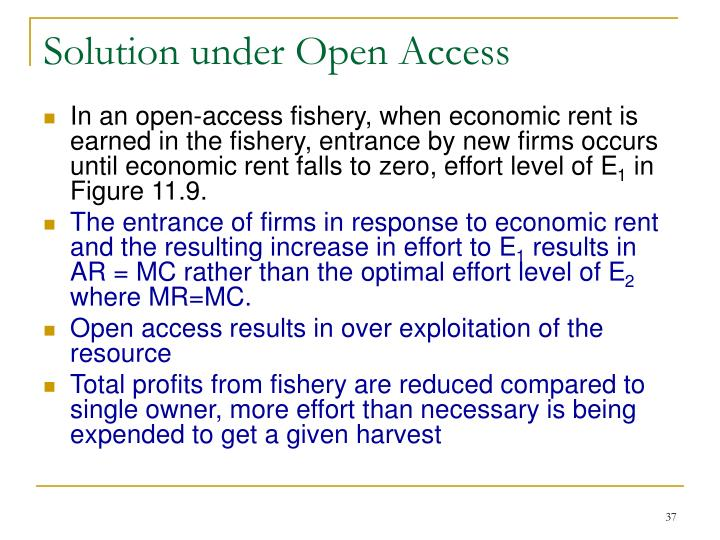 Solution under Open Access