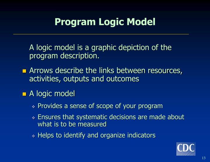 Program Logic Model