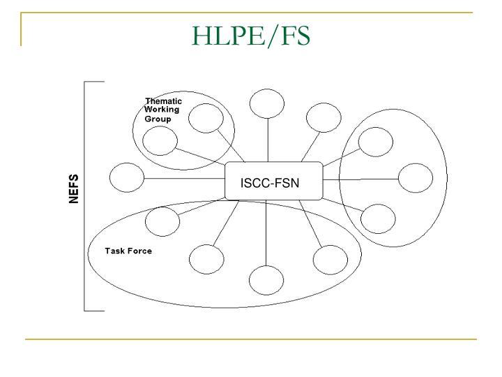 HLPE/FS