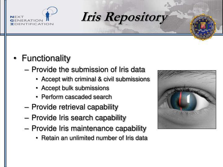 Iris Repository