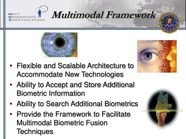 Multimodal Framework