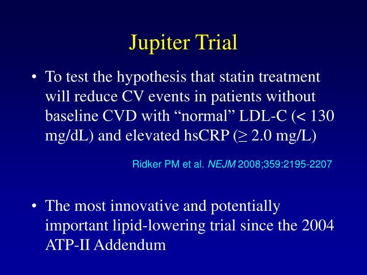 Jupiter Trial