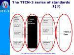 the ttcn 3 series of standards 1 3