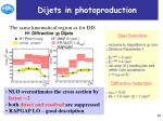 dijets in photoproduction