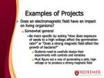 examples of projects3
