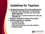 guidelines for teachers2