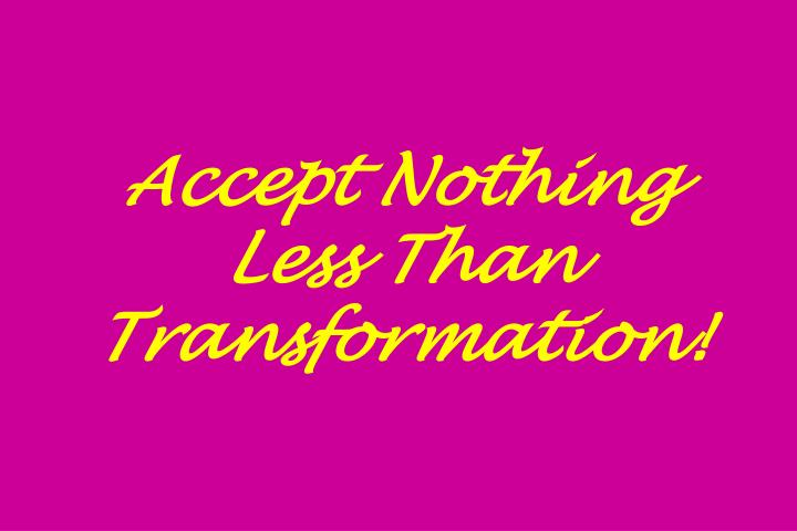 Accept Nothing