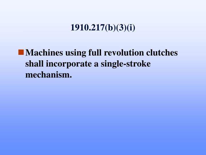 1910.217(b)(3)(i)