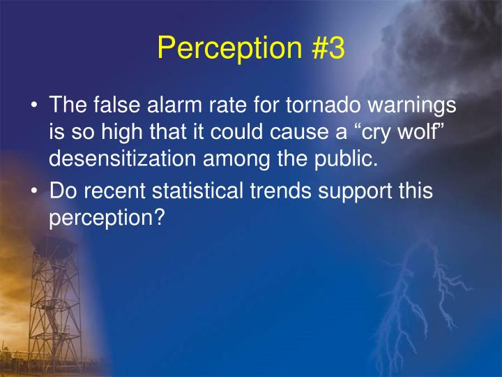 Perception #3