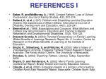 references i
