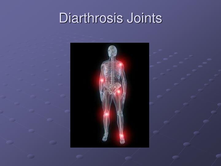Diarthrosis