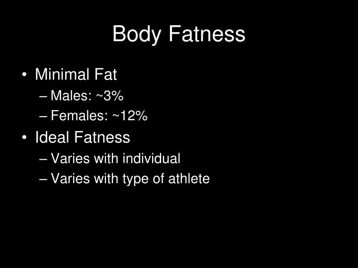 Body Fatness