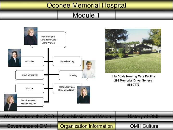 Lila Doyle Nursing Care Facility