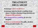 treatment drug abuse