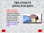 treatment spine injuries1