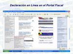 declaraci n en l nea en el portal fiscal1