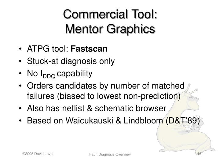 Commercial Tool:
