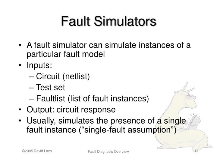 Fault Simulators