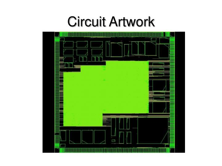 Circuit Artwork