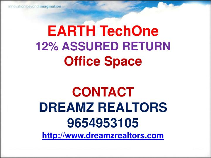 EARTH TechOne